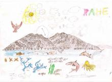Festival Drawing Comp - Junior - Winner - Rahe Matin - Poitete Primary