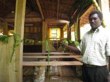 Nughusu Eco-lodge - launch by KIBCA Chairman Dec 2010